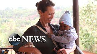 Model Christy Turlington Burns is helping make childbirth safer all over the world