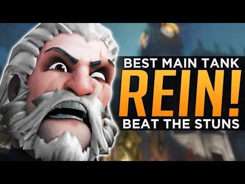 Overwatch: Counter the STUN Meta! - Reinhardt Advanced Guide