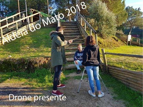 Aldeia do mato 2018 / drone / vlog