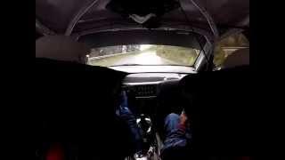 Plamen Staykov SS2 Rally Sliven 2014 Mitsubushi Evo IX