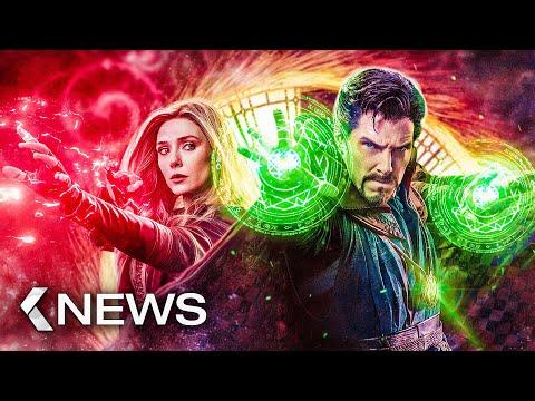 Doctor Strange 2, Der Herr der Ringe Serie, Morbius & Spider-Man... KinoCheck News
