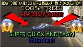 How to get any car for free on forza horizon 4 fh4 working