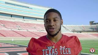 2018 Red Raider Club Features - Tre King