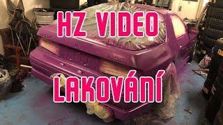 Lakujem s HZ Video Project Magda  #KRSTDRFT drift lifestyle vlog #218