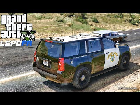 LSPDFR #544 CHP!! (GTA 5 REAL LIFE POLICE PC MOD) SINGLE PLAYER #600K