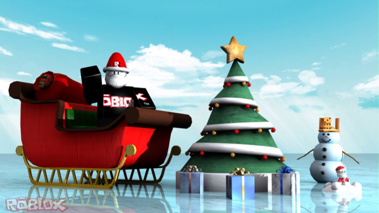 ROBLOX NORAD Christmas Tracking Intro - YouTube