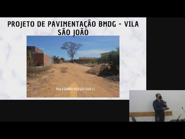 Câmara Municipal de Vereadores de Itacarambi MG Reunião realizada no dia 02/06/2021