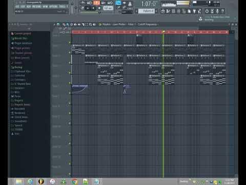 Vybz Kartel - Unstoppable Instrumental Remake (Throwback FL Studio)