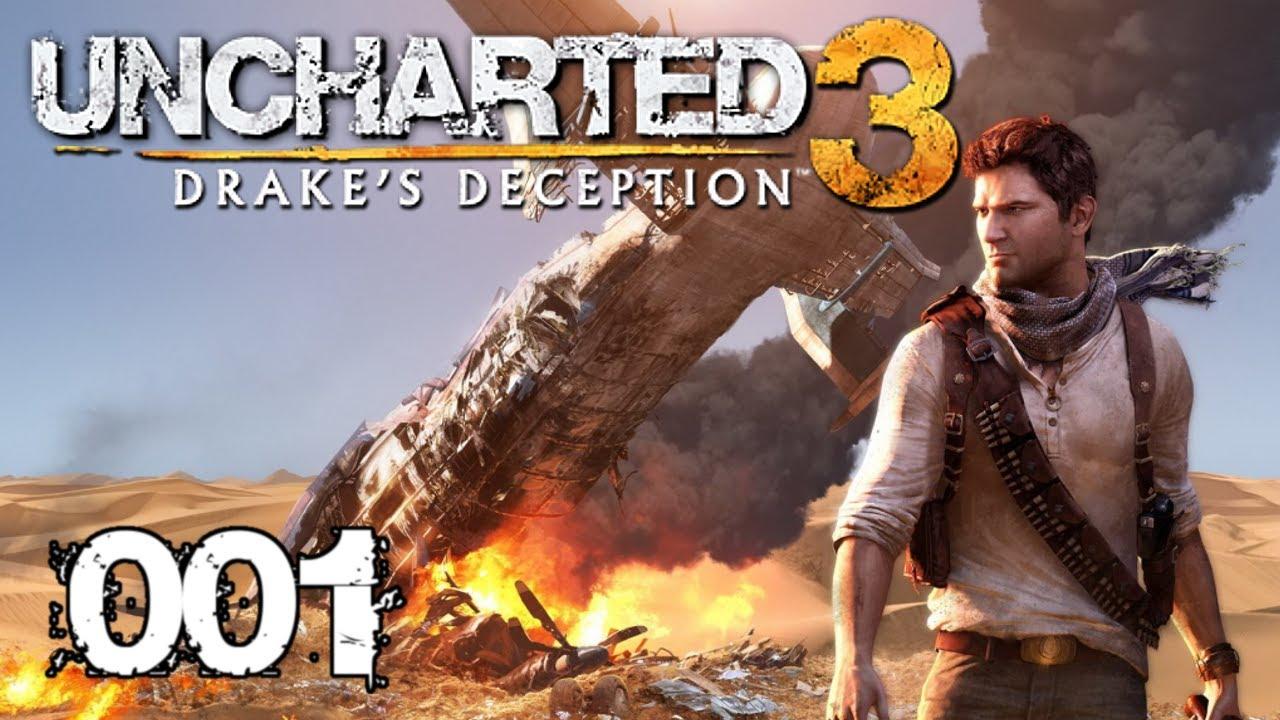 Uncharted 3: Drake'-s Deception HD desktop wallpaper : High ...