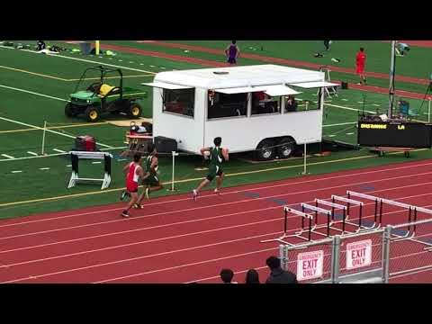 2018 Garden Grove League Track Finals - Boys 800m