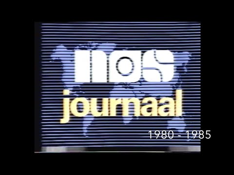 NOS Journaal Intro Compilation 1956-2015