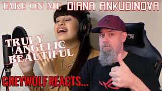 Diana Ankudinova | Диана Анкудинова - Take On Me | REACTION & REVIEW