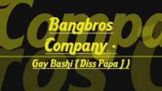 Bangbros Company - Gay Bashi (Diss Papa J)