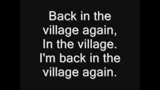 Iron Maiden - Back In The Village Lyrics