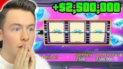 Der $2,500,000 JACKPOT!!! GTA 5 Casino DLC