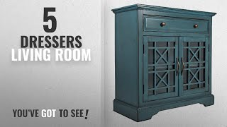 Top 10 Dressers Living Room [2018]: Jofran: 175-32, Craftsman, Accent Chest, 32