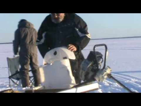 Weyakwin Lake Feb 26, 2010