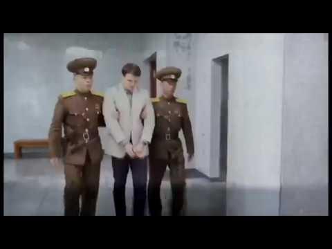 Otto Warmbier ha sido liberado en coma por Corea del Norte