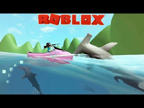 HAMMERHEAD SHARK UPDATE - ROBLOX SHARK BITE GAME