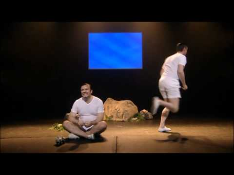 Ricky Gervais In Gay Play (HD)