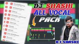 Dj Shashi all Vocal pack || dj shashi all dialogue packs || fl mobile all simple packs free downlod