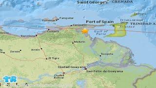 Venezuela Earthquake: 7.0 Quake Shakes Trinidad and Tobago, Grenada, Nearby Regions | Gift Of Life