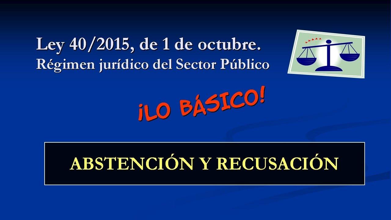 LOS ACTOS ADMINISTRATIVOS Ley 39/2015, 1 de octubre ...