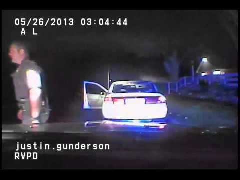 Dashcam video: Man claims abuse by Roseville police