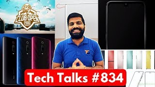 Tech Talks #834 Robotic Furniture, No Poco F2, PUBG Open, World Cup 2019, Secret Nokia Phone
