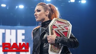 Download Becky Lynch accepts Sasha Banks' challenge for a Raw Women's Title Match: Raw, Sept. 2, 2019 Mp3 and Videos