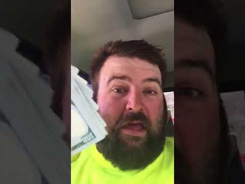 Construction worker reflects on what teacher said to him