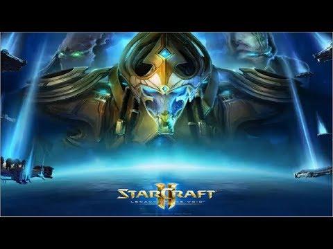 🔴 [ LIVE ] StarCraft II: Wings of Liberty - Vem Comigo !