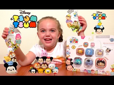 Дисней ИГРЫ ДЛЯ ДЕВОЧЕК TSUM TSUM видео для детей ЦУМ ЦУМ принцессы