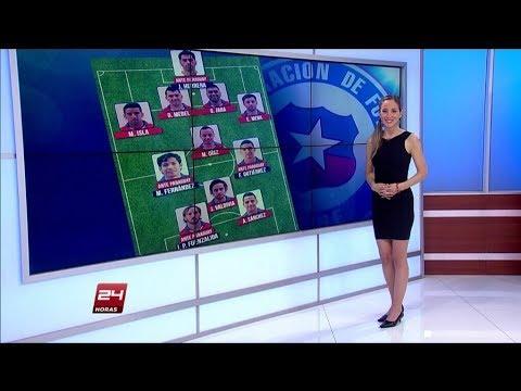 Cecilia Lagos - Sports Journalist - TV Reel