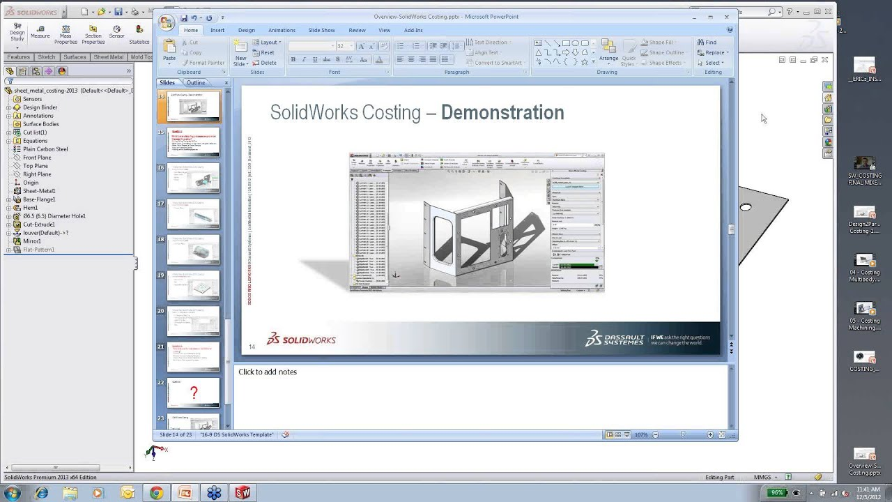 Recorded Webinar: Design of Cost Targets