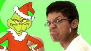 """You're A Mean One Mr. Grinch"" Sung By Tay Zonday!"