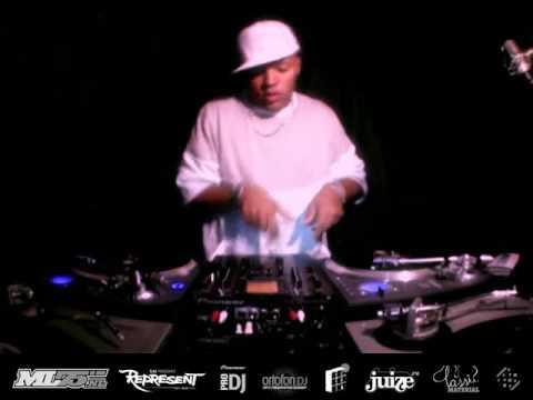 DJ TLM - LL Cool J mix 2/2