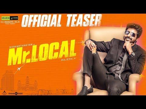 Mr.Local Official Teaser | Sivakarthikeyan, Nayanthara | M.Rajesh | Reaction | SK 13 Teaser