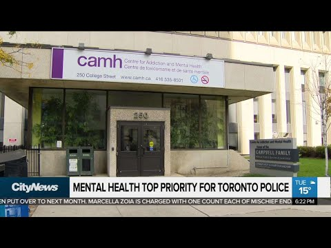 Toronto police say mental health strategy is a top priority thumbnail