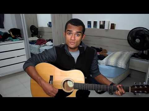 Como tocar Deixa (Lagum/Ana Gabriela) Completa no violão - Aula de violão