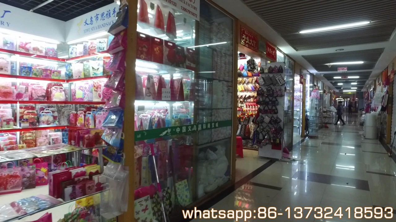 58d3c5ee62 YIWU MARKET 1080P --- Packaging AND Bag(YIWU AGENT JACKIE) - YouTube