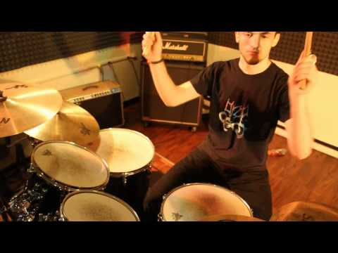 Vomit Fist Drum Lesson: