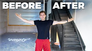 30 Day Empty Building Transformation ($250,000 Gym & Studio)