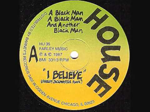 A Blackman A Blackman And Another Blackman - I Believe (Side A)