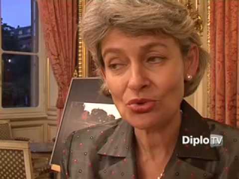 Entretien avec Irina Bokova