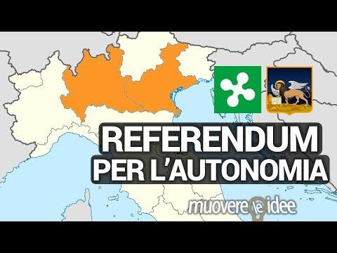 Guida al Referendum per l'Autonomia in Lombardia e Veneto