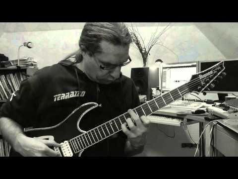 Joe Satriani - Tears In The Rain - (Guitar Cover) - Stahlverbieger