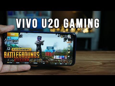 Vivo U20 Gaming on Snapdragon 675 - Smooth + Ultra Graphics, PUBG Mobile Gameplay
