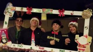 2016 Club Roxanne Christmas Party - Picture Frame Video