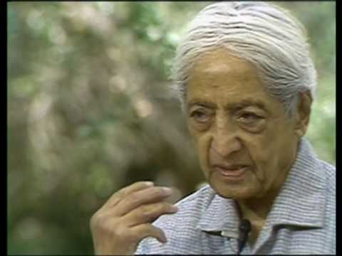 What Is The Difference Between Shyness And Fear? | J. Krishnamurti